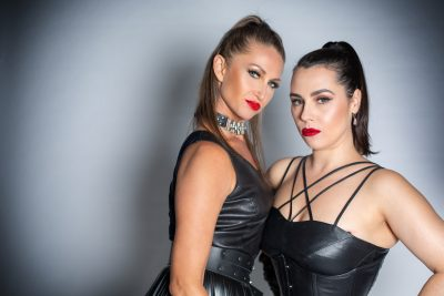 Ava King & Victoria Collins im Dominastudio Casa Casal in Essen
