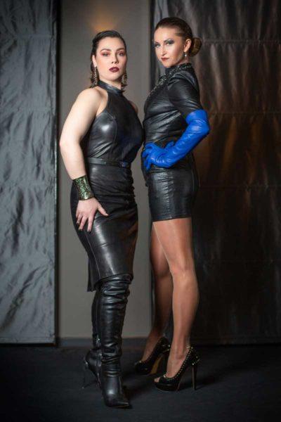 Victora Collins und Ava King